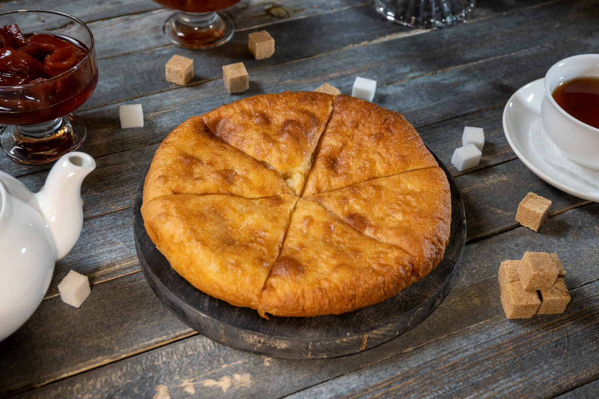 Кахетинский сладкий пирог